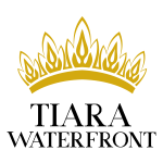 Tiara Waterfront Logo Singapore